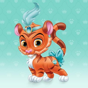 Sultan mascota de Jazmin princesa de disney