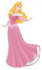 Aurora princesa de disney