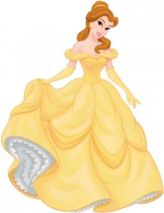 Bella Princesa de Disney