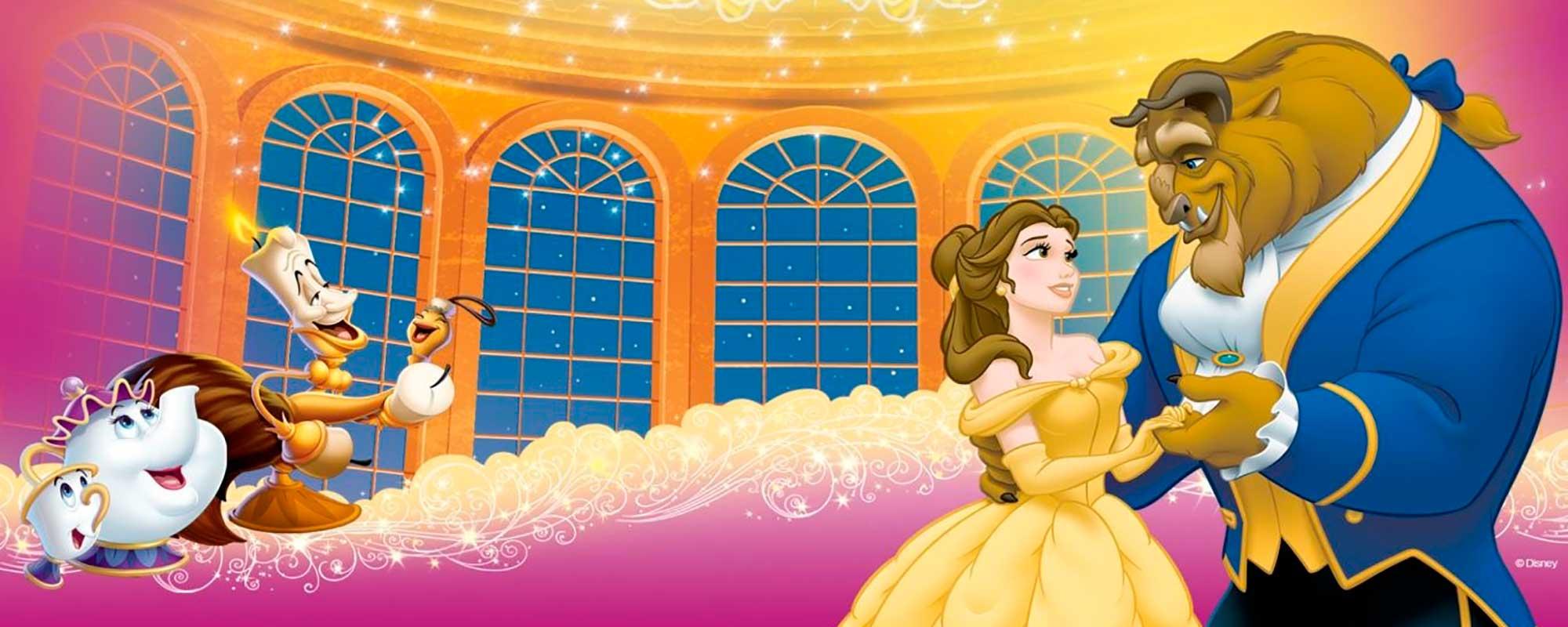 Bella princesa disney