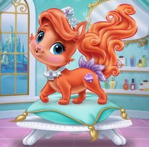treasure mascota sirenita ariel princesa disney